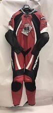 FIELDSHEER FLEX ROAD RACE ONE-PIECE SUIT US 42 EU 52 PIECE RED/BLACK/WHITE