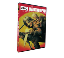 The Walking Dead Season 10 ( DVD 5 DISC)Brand New seal Free Shipping