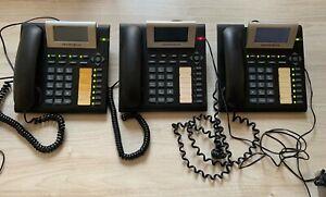 Grandstream telefono SIP VOIP - Lotto 3 pezzi