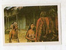 figurina - SANDOKAN ALLA RISCOSSA BOY 1976 - numero 100