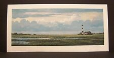 "Jim Harrison ""Lighthouse"" Limited Edition Numbered Large Print $1500 Retail"