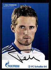 Ralf Fährmann Autogrammkarte FC Schalke 04 2011-12 2.Karte Original Sign+A 79401