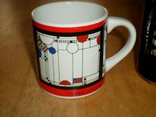 New listing [Frank Lloyd Wright| The Art Institute Of Chicago, Ceramic Coffee Cup, #1993 yr.