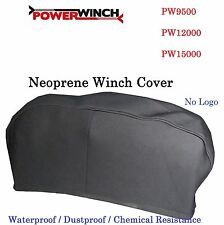 Powerwinch Winch Cover Neoprene 9500 12000 15000LB Water Resistant Heavy Duty XL
