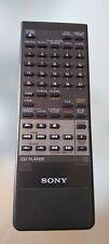 Sony RM-D991 Fernbedienung für CD-Player der Sony ES-Serie