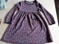 Jojo maman Bebe Girls 5-6 Long Sleeve Dress