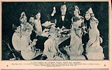 1924 ROTOGRAVURE  PETER PAN CHILDREN