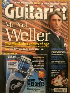 Guitarist Magazine & CD, July 2000