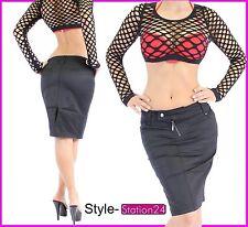 Markenlose knielange Damenröcke für Business-Anlässe