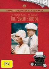 THE GREAT GATSBY (Robert Redford)  -  DVD - REGION 4 - SEALED