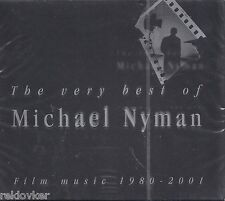 Michael Nyman / Film Music 1980-2001(2 CDs,NEU!)