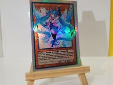 YuGiOh Orica Effect Veiler Holo Custom Yu-Gi-Oh! Super Sexy