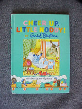 1960 Cheer Up, Little Noddy by Enid Blyton Illustrated Children's Story Book