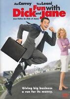 FUN WITH DICK AND JANE (JIM CARREY) (WIDESCREEN/FULLSCREEN) (BILINGUAL) (DVD)