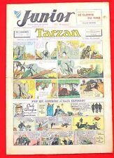 Coquelicot journal du JUNIOR n°21.  19 Juin 1947. SPE. Pellos, Tarzan...Bel état