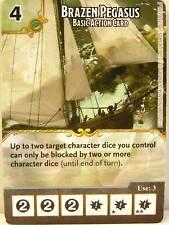 Dice Masters - 1x #137 Brazen Pegasus Basic Action Card PROMO - D&D Tomb of Anni