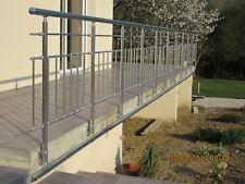 Garde-corps,Balustrade,Rampe d'Escalier en aluminium  model  LUXE 1