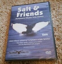 Salt & Friends: Humpback Whales with Names (DVD, 2004) Whale Video Co nature NEW
