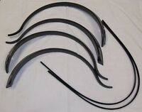 CLASSIC MINI WHEEL ARCH SET AND SILL TRIMS 6 pc 1984-on - AJM1117A