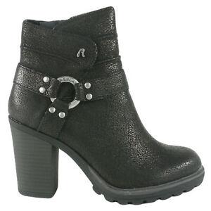 Replay Damen Stiefel Stiefeletten RH22024L Talisha Absatzschuh