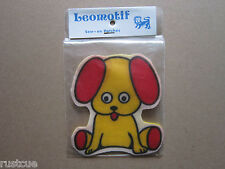 Dog Vintage Leomotif Cloth Sew On Patch Badge Crafting Sewing