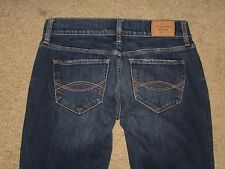 Abercrombie & Fitch Size 00S W24 L31 Perfect Stretch Skinny Dark Blue Womens