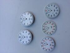 Pocket watch dial  Heuer  Swiss qty