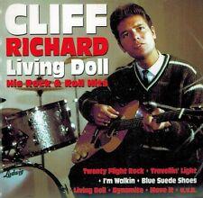 CD NEU/OVP - Cliff Richard - Living Doll - His Rock & Roll Hits