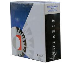 Sun sunsoft solaris 2.5.1 400-2288-01 serveurs sparc platform Oracle unix NEUF 01