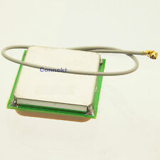 """Built-in GPS Active Antenna 1575.42MHz 3-5V LNA 25dB U.fl 6"""" cable for Tablet PC"""