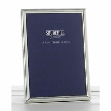 Silver Oblong 2 x 3 Frame Photo Picture Christening Anniversary Gift Novelty