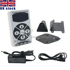 White HP-2 Hurricane Tattoo Power Supply Digital Dual Output LCD New Version UK