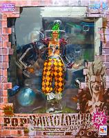 ONE PIECE Bartolomeo Breaks Limited Edition 1/8 Pvc Figure P.O.P. Megahouse