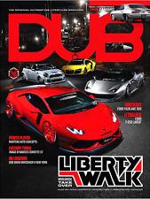 DUB Magazine Summer 2016 Issue 98 LIBERTY WALK WORLDWIDE, 2012 F-250 Lariat -NEW