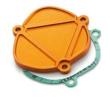 KTM EXC EXC-E SX XC Factory Engine Control Cover Orange 54837905044