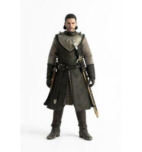 Three 0 - Game of Thrones Figurine 1/6 - Jon Snow 8eme saison - 29cm