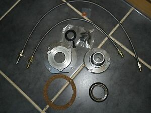 Centre Push Hydraulic Clutch Conversion Kit Type 9 Rally Race