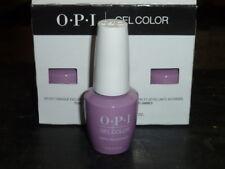"Lot of 6 Bottles OPI Gel Color ""Purple Palazzo Pants"" Nail Polish (15 mL each)"