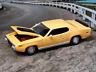 MOPAR MUSCLE 1971 71 PLYMOUTH GTX 440 x 6 AIR GRABBER HOOD 1/64 SCALE B48