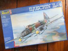 Revell 4324 Iljuschin IL-4 Soviet Bomber Ilyushin Plastic Model Kit 1/72 Scale