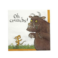The Gruffalo Childrens Birthday Party Napkins pack of 20