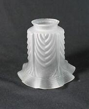 Jugendstil Röckchenschirm - Lampenschirm Lampenglas Ersatzglas