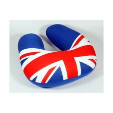 Union Jack Neck Cushion - England Great Britain Travel Cushion