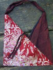 Shoulder Bag Multi coloured Hippy Boho Bag,Hippie Bag red