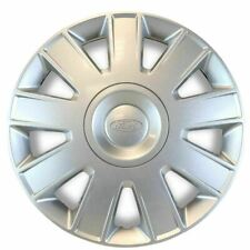 "Genuine Ford Focus MK2 Focus C-Max 15"" Wheel Trim Silver 9 Spoke 1357462"