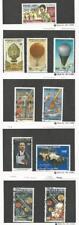 Djibouti, Postage Stamp, #C164, C172-6, C180, C186, C207-8 Used, 1982-84