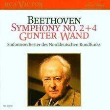 Sinfonie 2 und 4