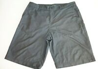 Quicksilver Men's Grey Board Shorts Size 36