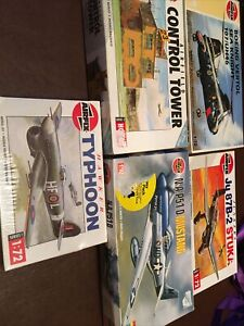 airfix model kits job lot