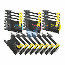20+ PACK LC71 LC75 Ink Cartridge for Brother MFC-J5910DW MFC-J625DW MFC-J6510DW